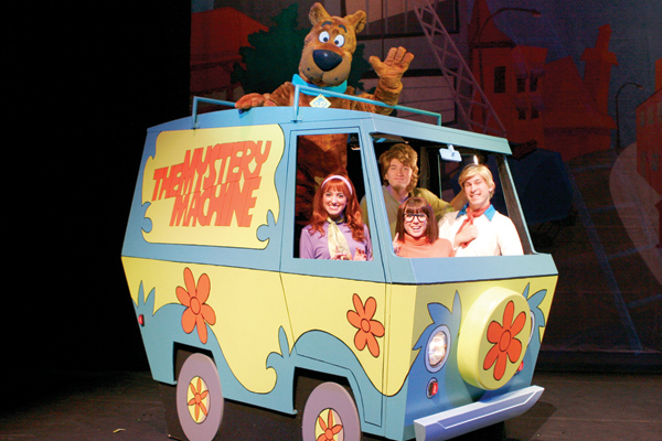 Reviews of Scooby-Doo Live! Musical Mysteries ... - Goldstar