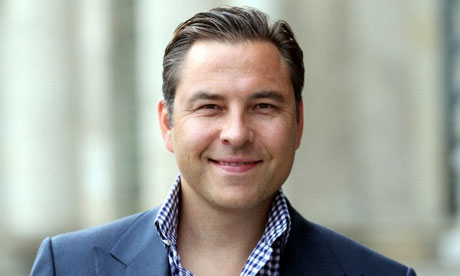 David Walliams doctor who