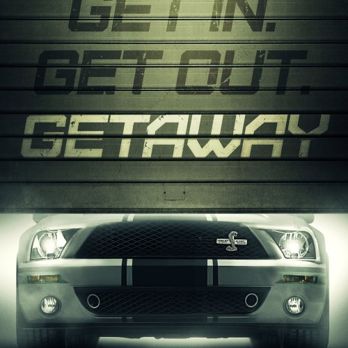 Drive fast with the first Getaway trailer