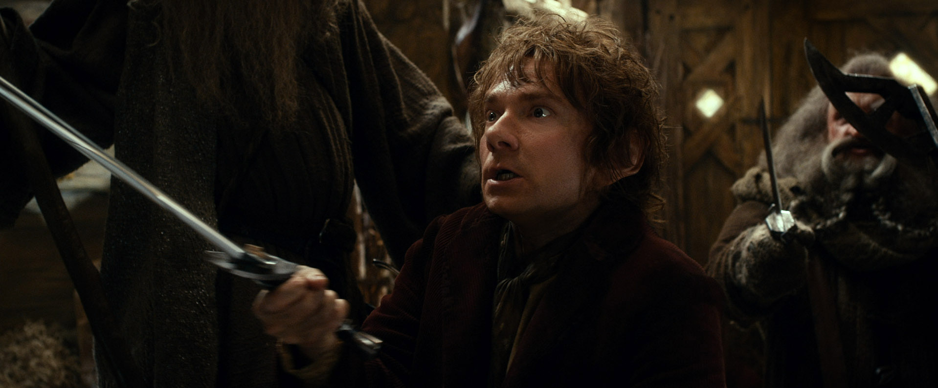 Who Gave Bilbo The Ring