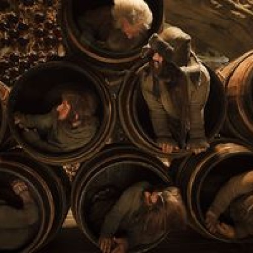 The Hobbit: The Desolation of Smaug trailer attached to Man of Steel