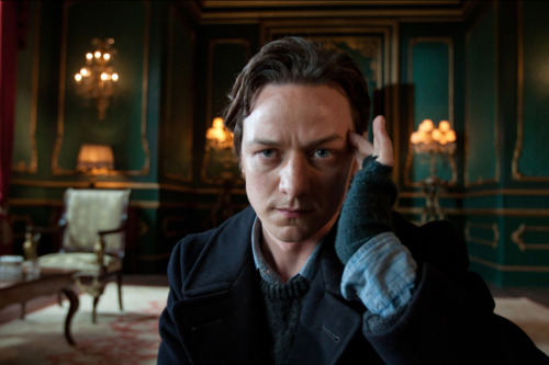 James McAvoy Doctor Who
