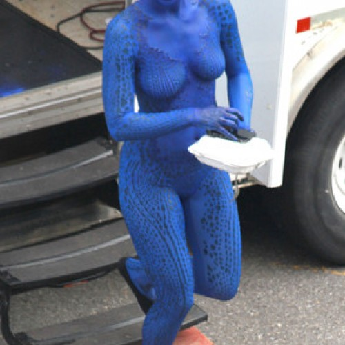 More of Mystique from X-Men Days of Future Past