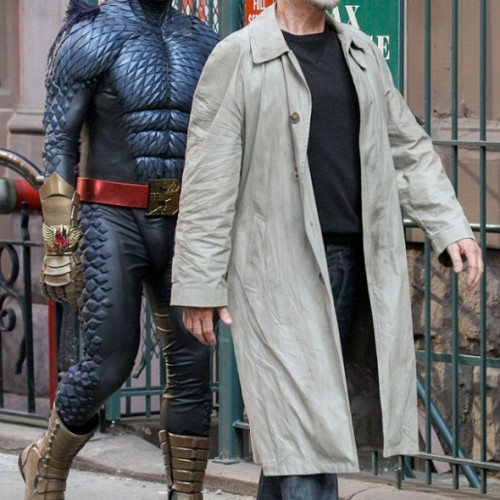 Michael Keaton pokes fun at himself in 'Birdman'