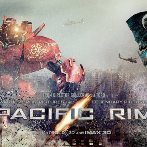 Pacific Rim: New TV spot and poster