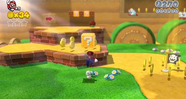 Nintendo Direct E3 2013 Super Mario 3d World Mario Kart 8 Super