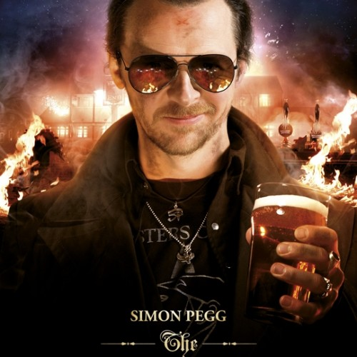 New The World's End character posters!