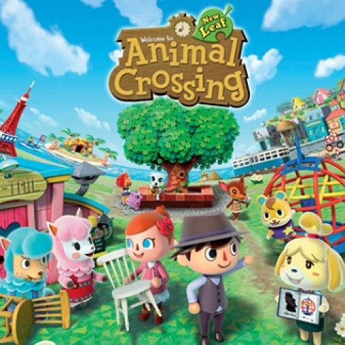 Can non-fans be persuaded to play Animal Crossing: New Leaf?