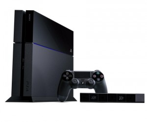 ps4 playstation 4 console
