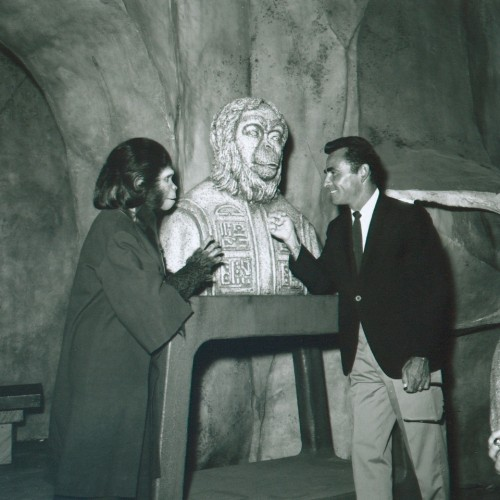 Planet of the Apes in…The Twilight Zone
