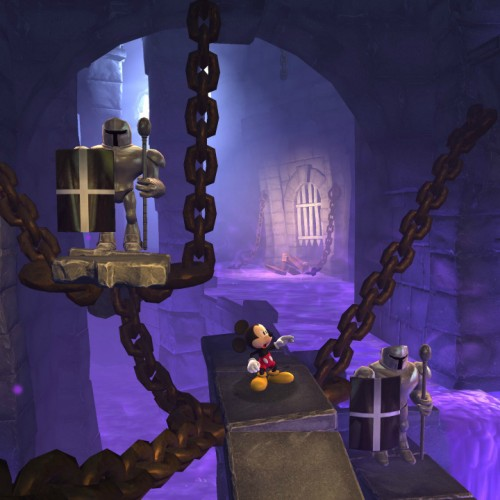E3 2013 – Castle of Illusion: Starring Mickey Mouse hands-on preview
