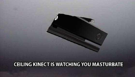 ceiling-kinect