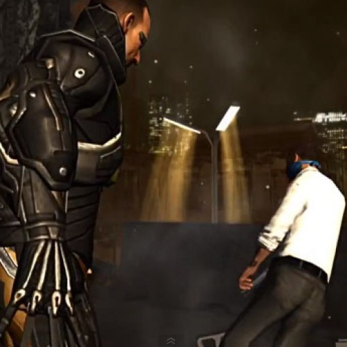 The Deus Ex: The Fall gameplay for smartphones and tablets looks quite good