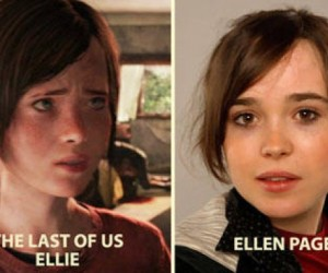 ellen page last of us ellie