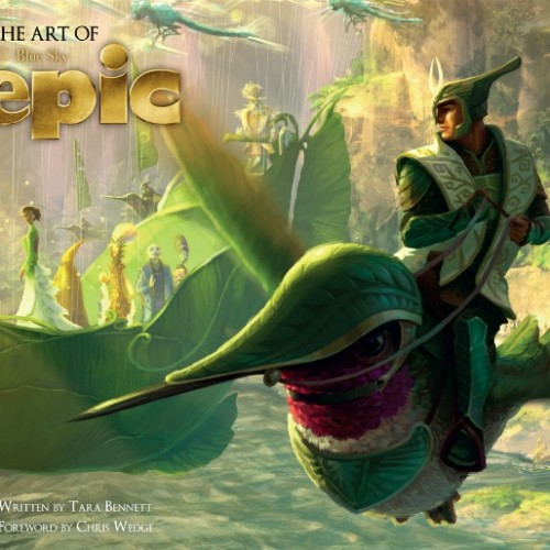 Book review: The Art of Epic