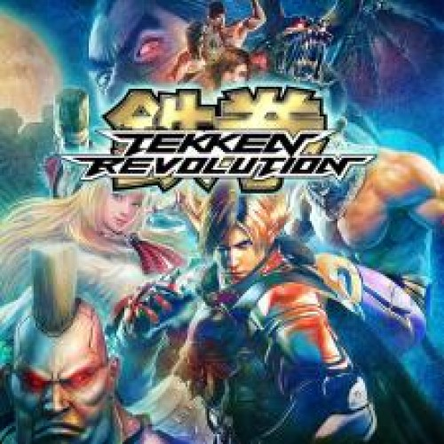 Tekken Revolution the first F2P fighter now for download