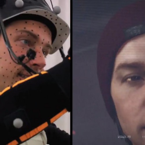 inFAMOUS: Second Son behind the scenes on motion capture