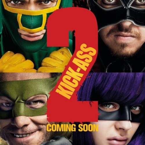 New Kick-Ass 2 poster!