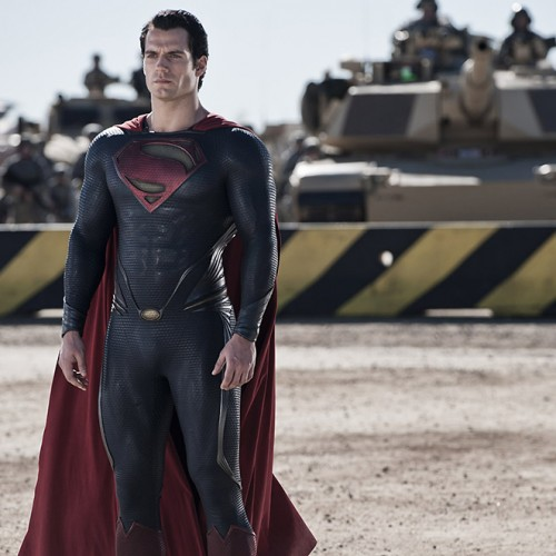 Man of Steel opens big at the box office; beats Superman Returns but falls behind Iron Man 3