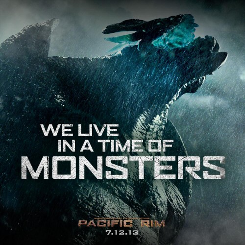 New Pacific Rim poster and TV spot!