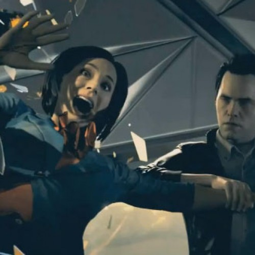 E3: Remedy's Quantum Break trailer