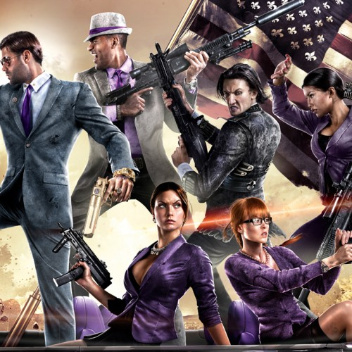 Saints Row IV already banned in Australia