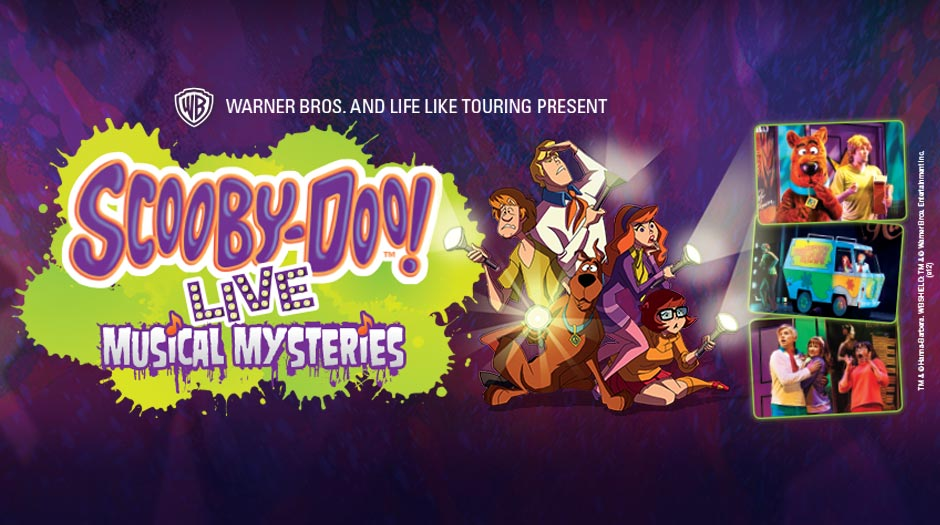 Scooby-Doo Live Musical Mysteries – Life Like Touring