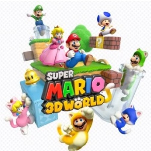 Super Mario 3D World trailer: the system-seller Wii U needs