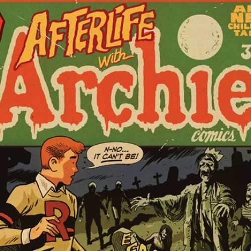Archie comics to hit the big screen… with zombies!