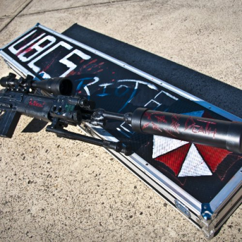 NR Interview with Newton Thaiposri, founder of Riot Arms Prop Fabrication and Photography