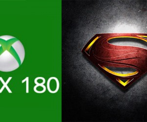 xbox 180 man of steel