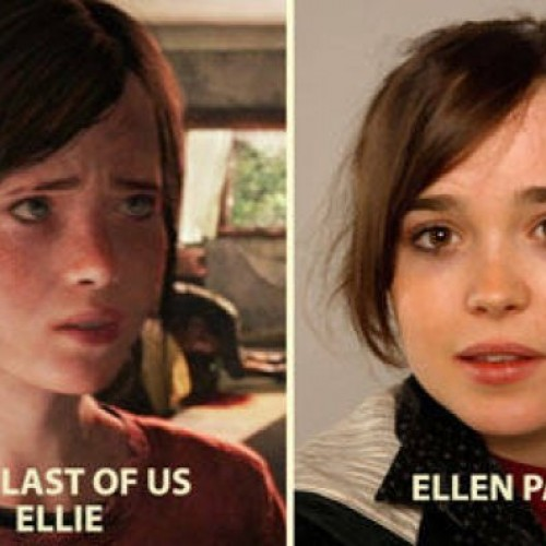 Ellen Page not happy about her likeness with The Last of Us character