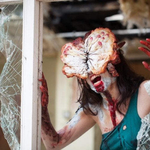 Check out this awesome Clicker cosplay from The Last of Us