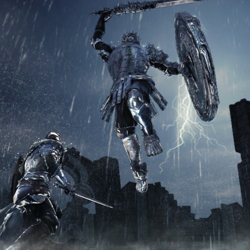 Dark Souls 2 beta, only destroying the souls of PS3 owners
