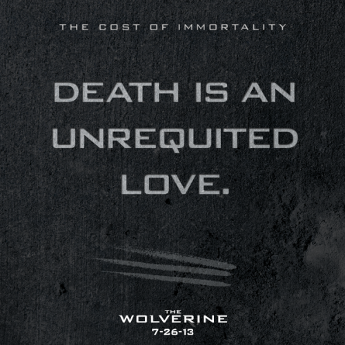 Official The Wolverine Twitter tweets more photos!