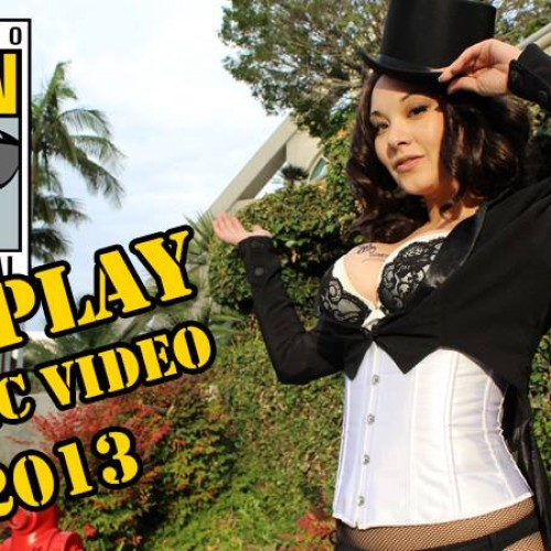 San Diego Comic-Con cosplay music videos galore!