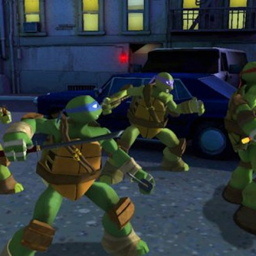 Preview: Teenage Mutant Ninja Turtles