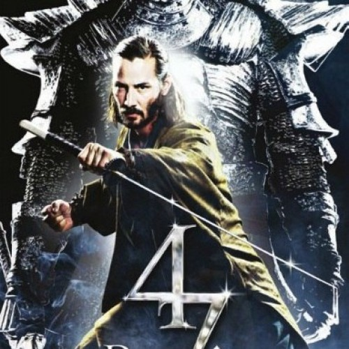 47 Ronin – Keanu Reeves joins Tom Cruise as a white man living with samurai