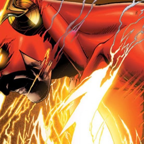 The Flash is speeding over to CW!