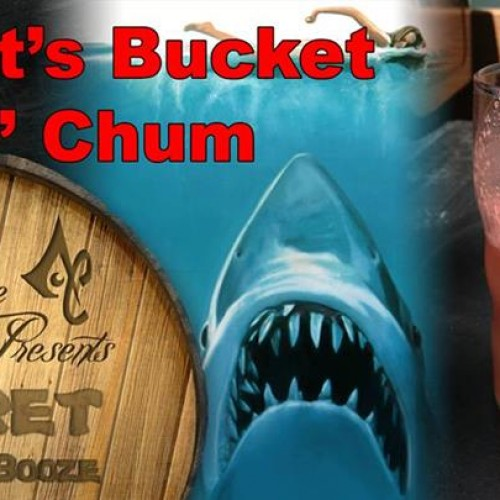 Secret of the Booze's Jaws drink: Quint's Bucket O' Chum