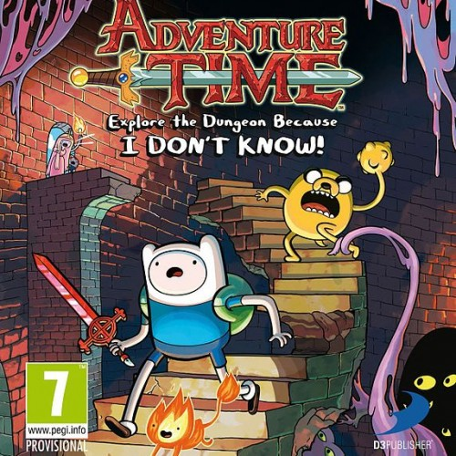 Preview – Adventure Time: Explore the Dungeon Because I Don't Know!