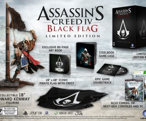 Assassin's Creed 4 BF Limited Edition