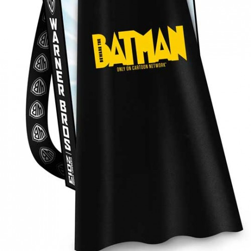 Now your official Comic-Con backpack will come with a cape