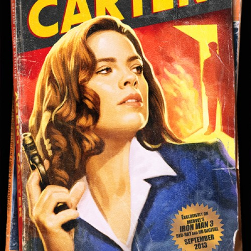 Marvel One Shot: Agent Carter SDCC clip now online