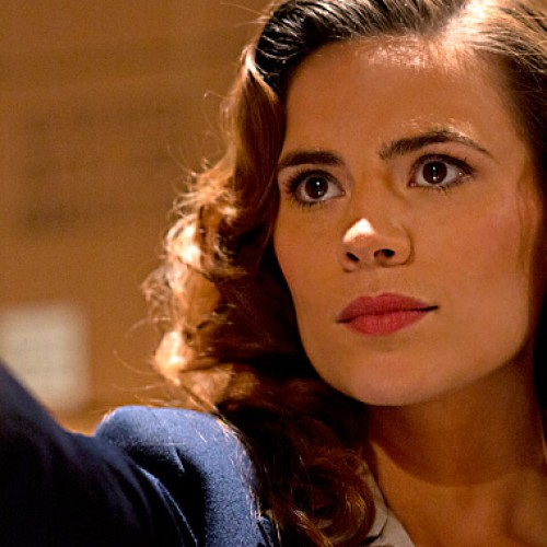 Marvel's Peggy Carter is getting her own TV show!