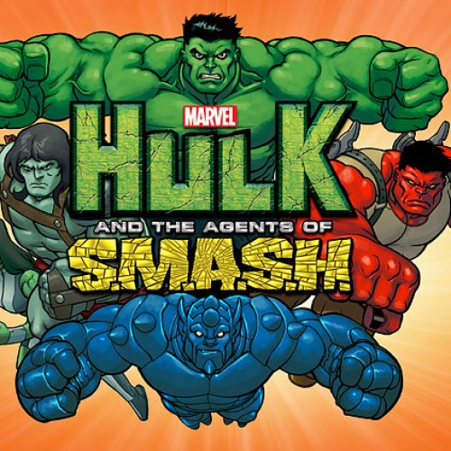 New Hulk TV show for DisneyXD