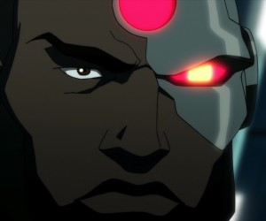 Justice League Flashpoint - Cyborg