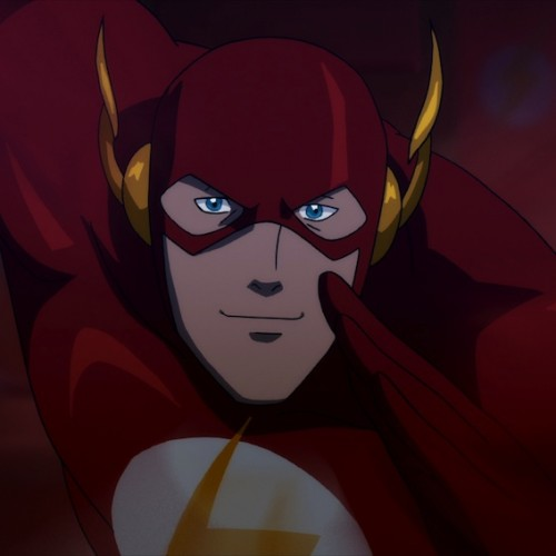 Justice League: The Flashpoint Paradox gets a 'Hologram' clip, plus premiere at San Diego Comic-Con