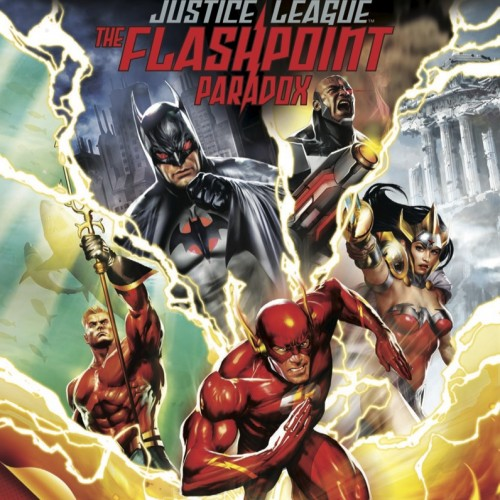 Justice League: The Flashpoint Paradox now available on Blu-ray and DVD