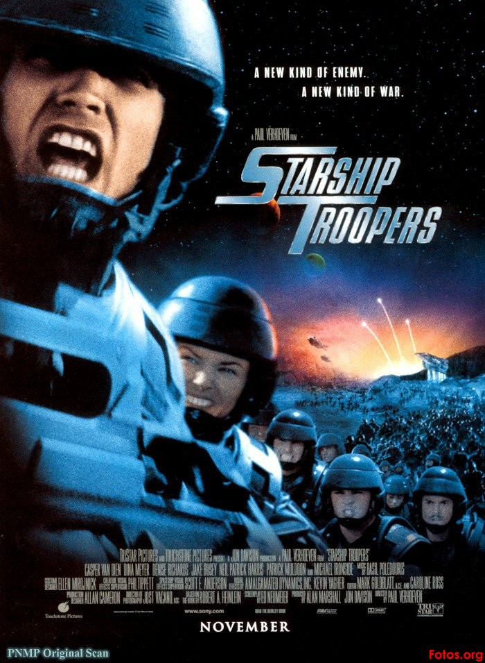 Why Starship Troopers was a great - 209.8KB